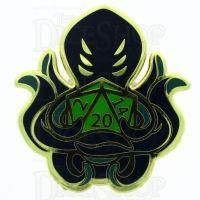 D20 Hard Enamel Pin Badge : Otherworldly Pacts