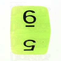 TDSO Glow in the Dark Gamma D6 Dice LIMITED EDITION