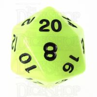 TDSO Glow in the Dark Gamma D20 Dice LIMITED EDITION