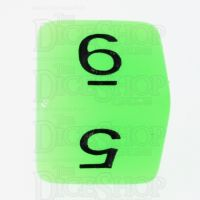 TDSO Glow in the Dark Ectoplasm D6 Dice LIMITED EDITION