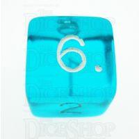 D&G Gem Aqua D6 Dice
