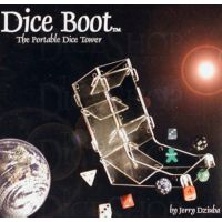 Chessex Portable Dice Boot Tower