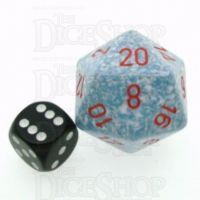 Chessex Speckled Air JUMBO 34mm D20 Dice