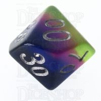 TDSO Layer Neon Sunrise Percentile Dice