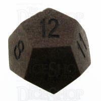 TDSO Acacia Wooden D12 Dice