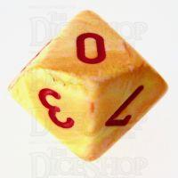 Chessex Festive Sunburst D10 Dice