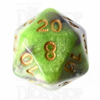 TDSO Galaxy Shimmer Royal Viper D20 Dice
