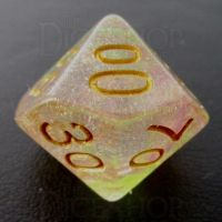 TDSO Luminous Dragons Breath Percentile Dice