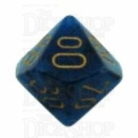 Chessex Phantom Teal Percentile Dice
