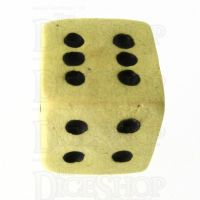 Crit Hit Ceramic Ancient Scroll 6 Spot Dice