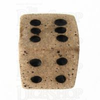 Crit Hit Ceramic Sandstorm 6 Spot Dice