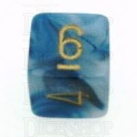 Chessex Phantom Teal D6 Dice