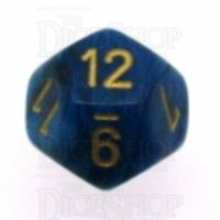 Chessex Phantom Teal D12 Dice