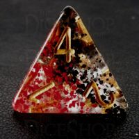TDSO Particles Vampire D4 Dice