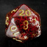 TDSO Particles Vampire D20 Dice