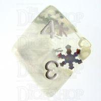 TDSO Confetti Seasons Winter D8 Dice
