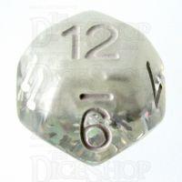 TDSO Confetti Seasons Winter D12 Dice