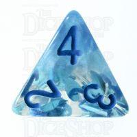 TDSO Confetti Seasons Summer D4 Dice