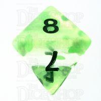 TDSO Confetti Seasons Spring D8 Dice