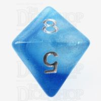 TDSO Aurora Mermaids Tear D8 Dice