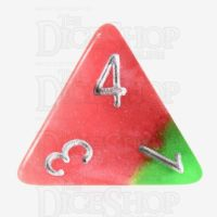 TDSO Layer Italian Ice D4 Dice