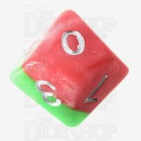 TDSO Layer Italian Ice D10 Dice
