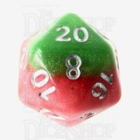 TDSO Layer Italian Ice D20 Dice