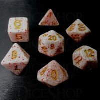 TDSO Particles Ume OniGiri 7 Dice Polyset