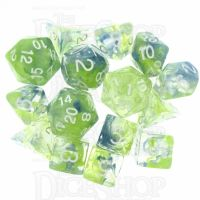 Role 4 Initiative Diffusion Thunderbird 15 Dice Polyset