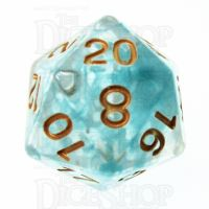 Role 4 Initiative Diffusion Atlantis D20 Dice