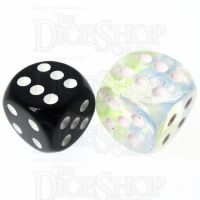 Role 4 Initiative Diffusion Thunderbird 18mm D6 Spot Dice