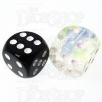 Role 4 Initiative Diffusion Thunderbird DMC 18mm D6 Spot Dice