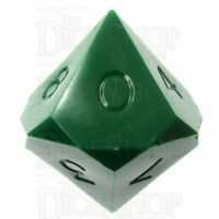 GameScience Opaque Spruce Green D10 Dice