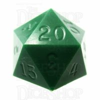 GameScience Opaque Spruce Green D20 Dice