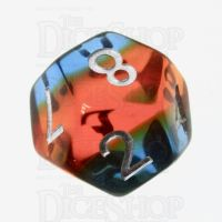 TDSO Layer Transparent Parallel Universe D12 Dice