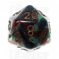 TDSO Regenerate Copper D20 Dice
