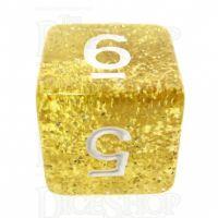 TDSO Glitter Gold D6 Dice