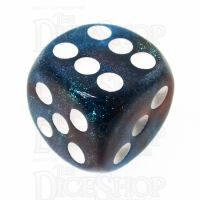 TDSO Photo Reactive Blue & Red 16mm D6 Spot Dice
