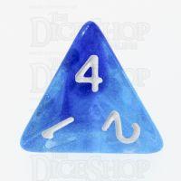TDSO Photo Reactive Sapphire & Blue D4 Dice