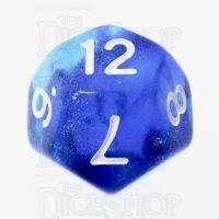 TDSO Photo Reactive Sapphire & Blue D12 Dice