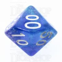 TDSO Photo Reactive Blue & Purple Percentile Dice