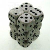 Chessex Speckled Arctic Camo 12 x D6 Dice Set