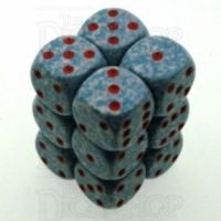 Chessex Speckled Air 12 x D6 Dice Set