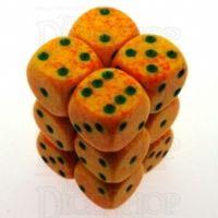 Chessex Speckled Lotus 12 x D6 Dice Set