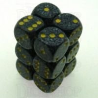Chessex Speckled Urban Camo 12 x D6 Dice Set