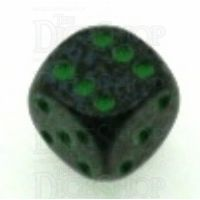Chessex Speckled Earth 16mm D6 Spot Dice