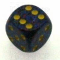 Chessex Speckled Twilight 16mm D6 Spot Dice