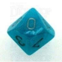 Chessex Cirrus Aqua D10 Dice
