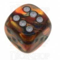 Chessex Lustrous Gold 16mm D6 Spot Dice