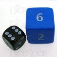 D&G Opaque Blue JUMBO 34mm D6 Dice